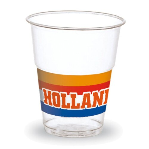 Holland plastic beker